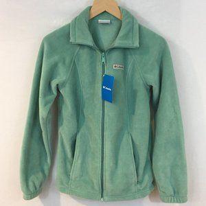 Columbia Benton Springs Full Zip Fleece Jacket NEW